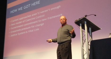 PCC Conference – Vulnerability, Power and Control