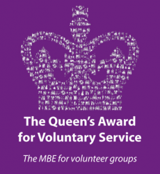 RASASC receives Queen's Award