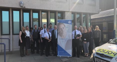 Surrey Police launch in-house Victim & Witness Care Unit